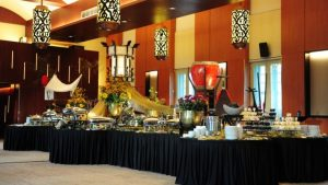 Rasel Catering Singapore - Themed buffet catering for corporate and wedding events