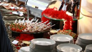 Rasel Catering Singapore - Halal buffet catering for corporate events