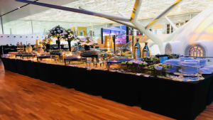 Rasel Catering Singapore - Corporate event caterer in Singapore