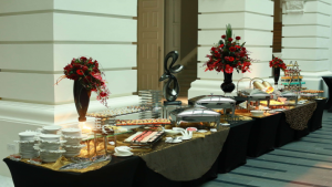 Rasel Catering Singapore - Premium buffet catering for corporate dinner and dance