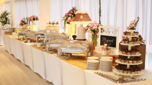 Rasel Catering Singapore - Premium halal caterer for any events - Tea Reception, Dinner, Lunch, Kids Parties, Wedding and Western Sit-down